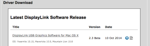 DisplayLink__Mac_OS_X_Software
