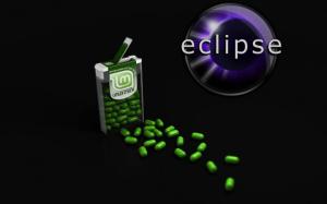 linux-mint-eclipse